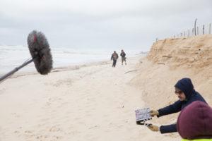 Photos tournage court métrage le dernier homme